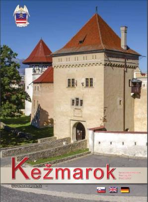 Kežmarok - PDF Brochure - Will be opened in new window